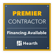 hearth financing available