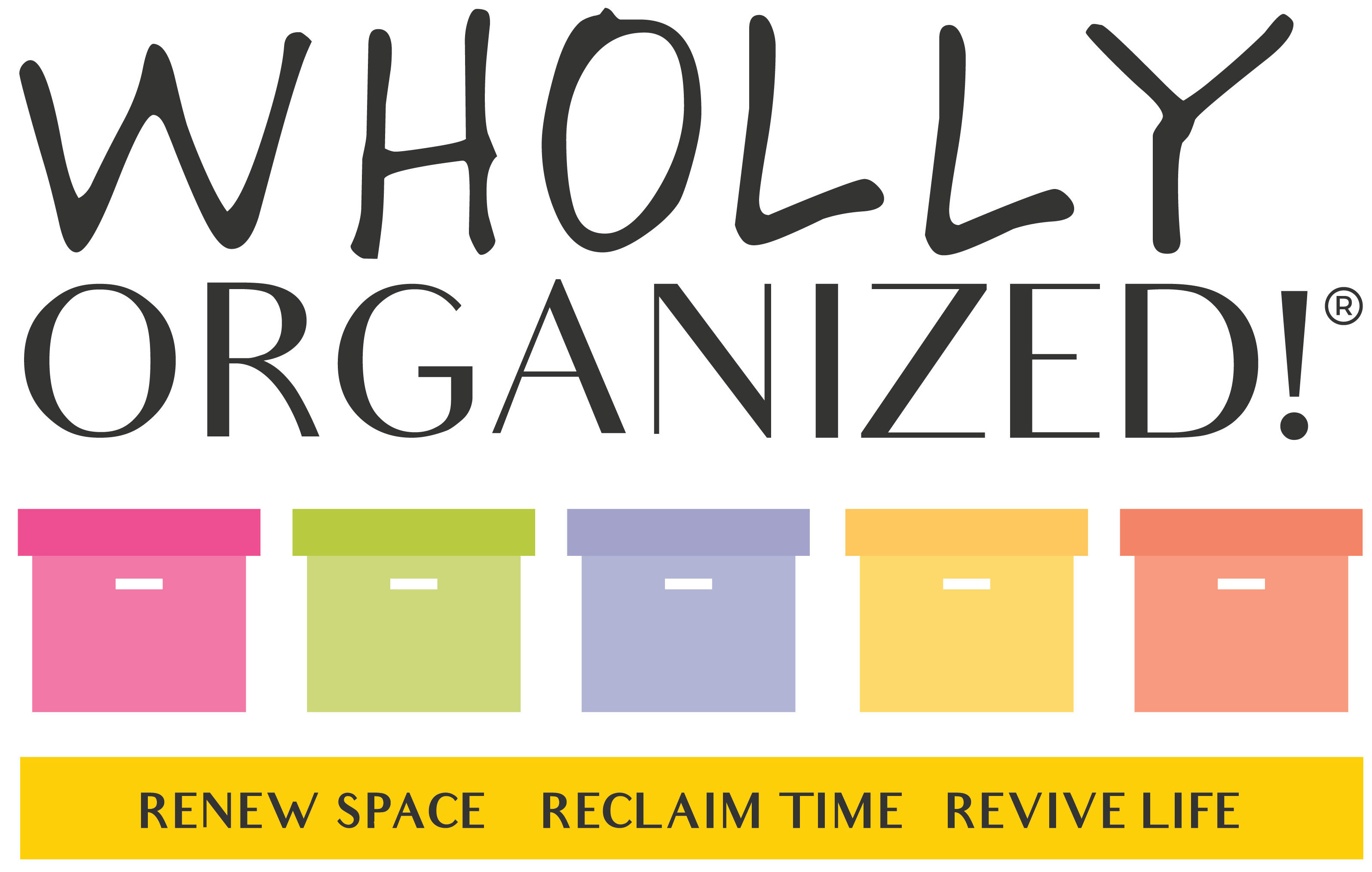 Wholly Organized