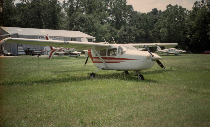 Chris Sendi- My old Cessna Skymaster