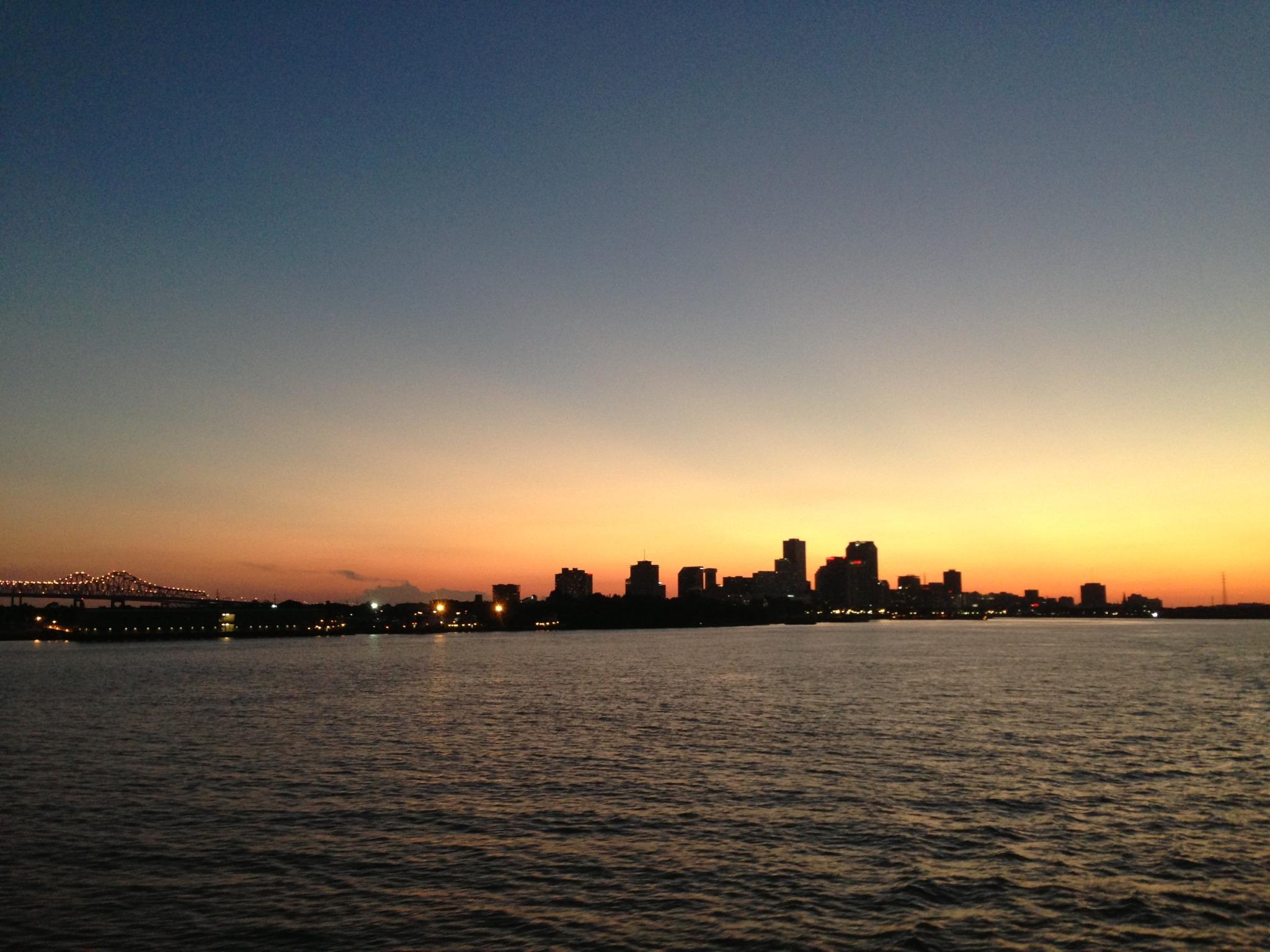 Sendi - Skyline of new orleans