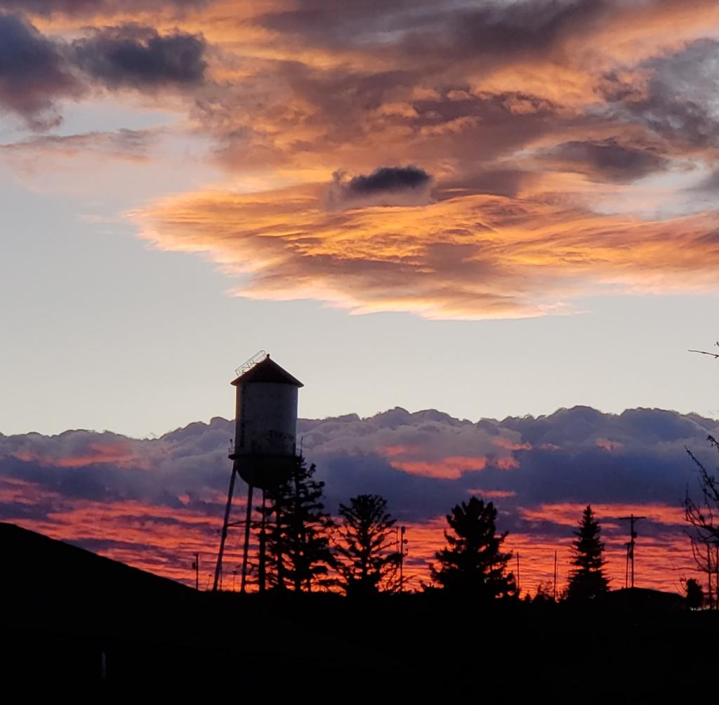 Whitehall Montana Watertower