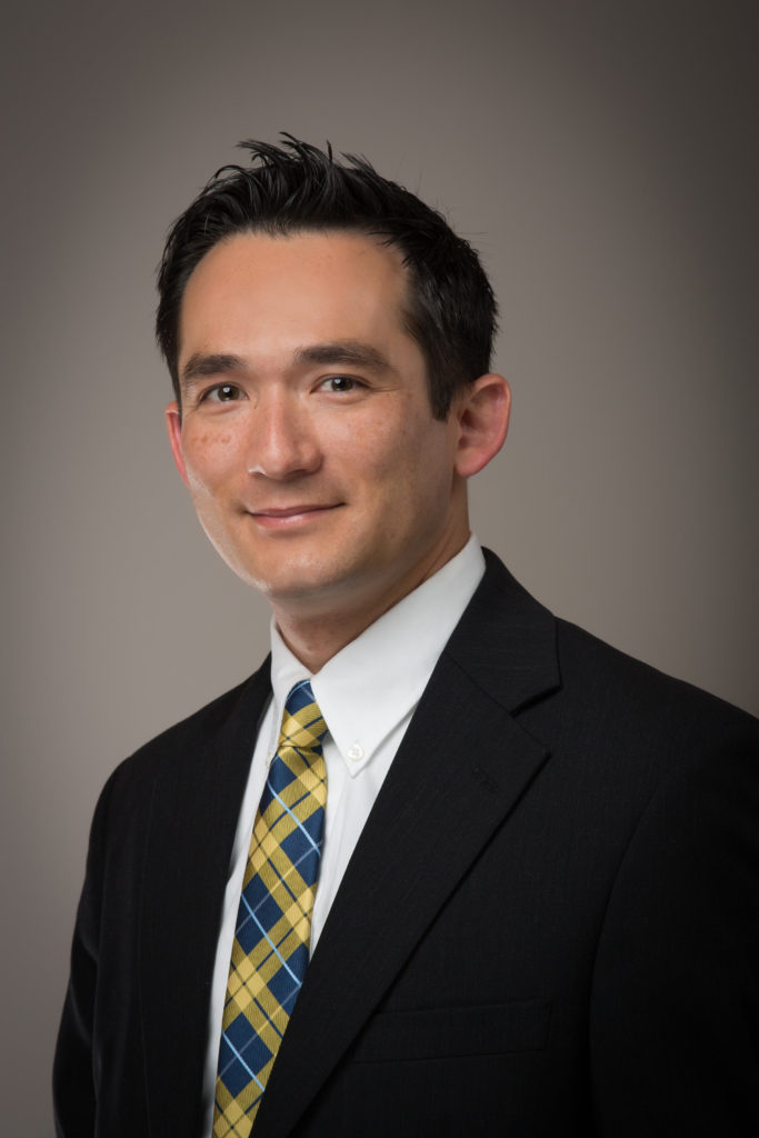 Headshot of David A. Matsumoto, CPA