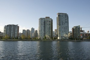 Electrician, Burnaby for Concord Pacific's towers