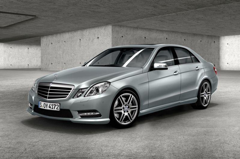 Mercedes-Benz E-Class (2010-2012)