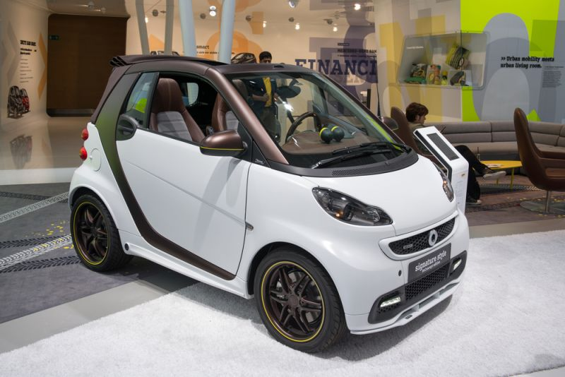 2015 Smart Fortwo - $13,270