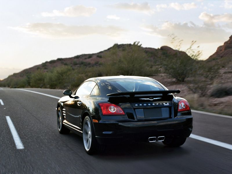 Chrysler Crossfire (2003)