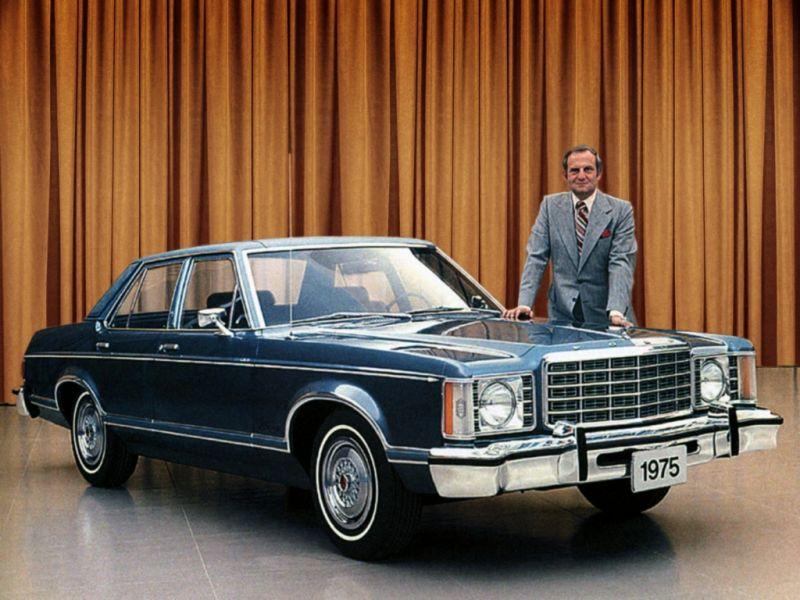 Ford Granada (1975 - 1980)
