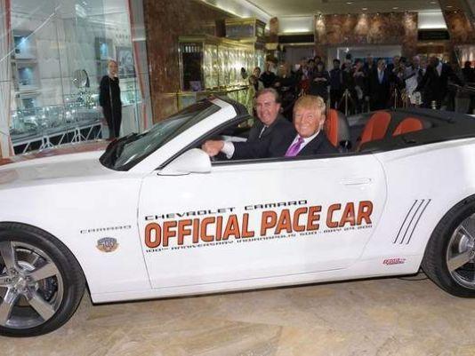 2011 Chevrolet Camaro Indianapolis: Pace Car