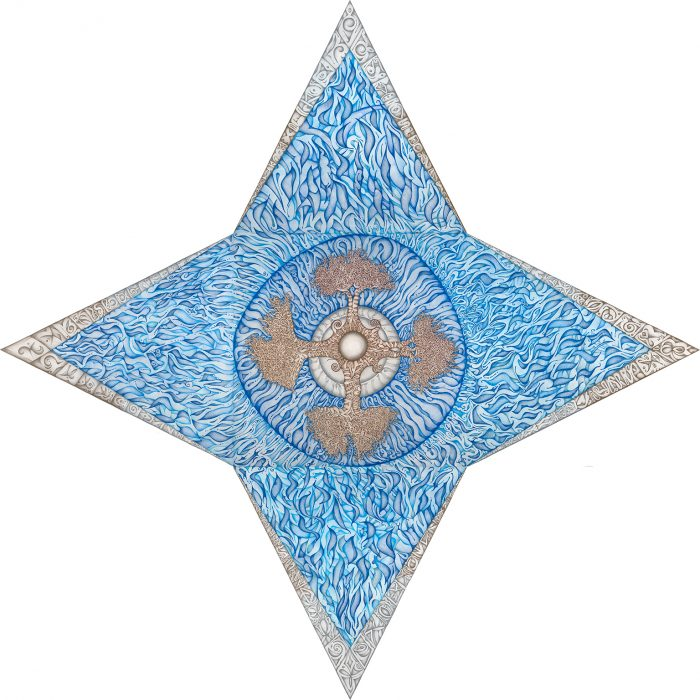 blue star composite