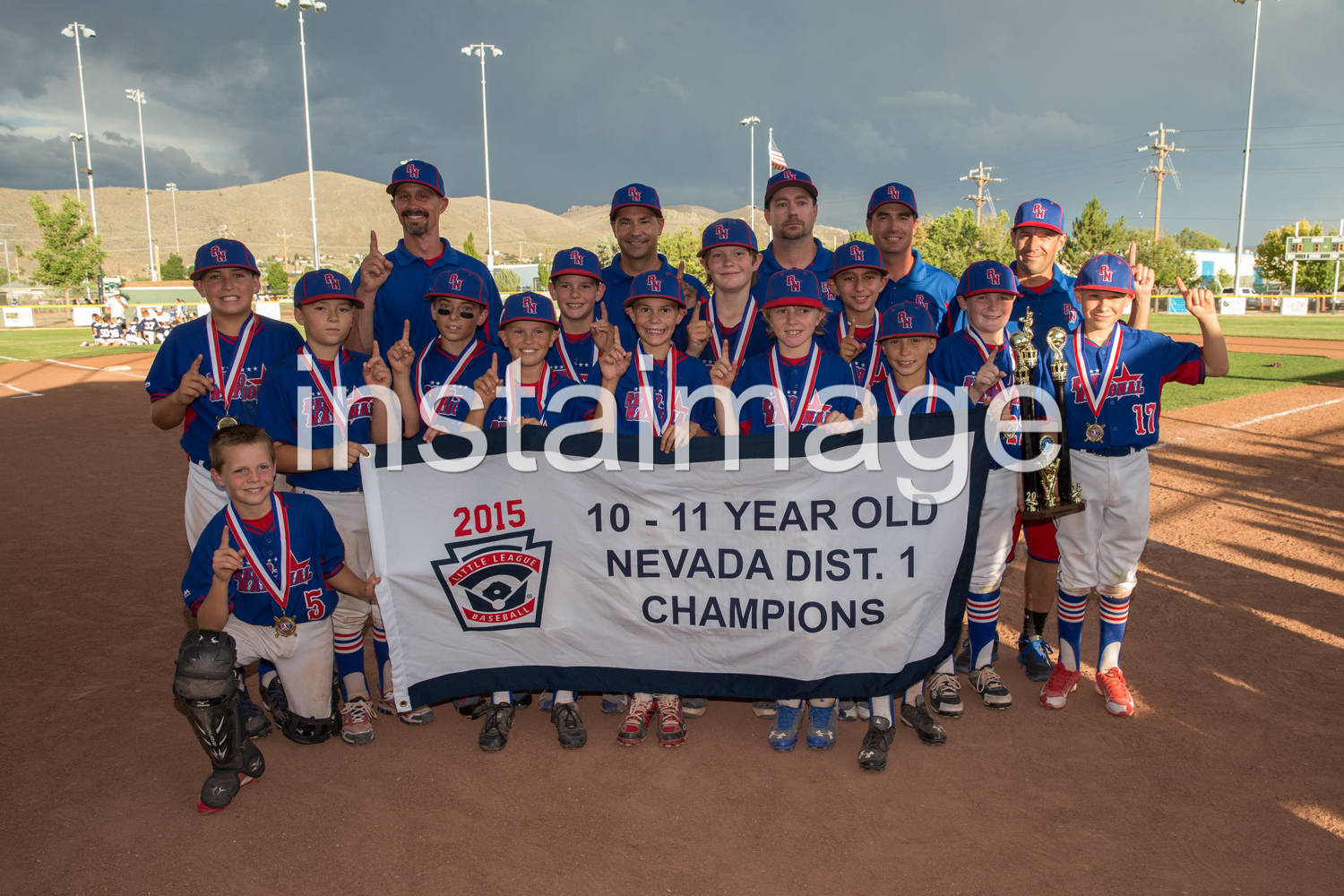 Reno National Little League All Star Champions
