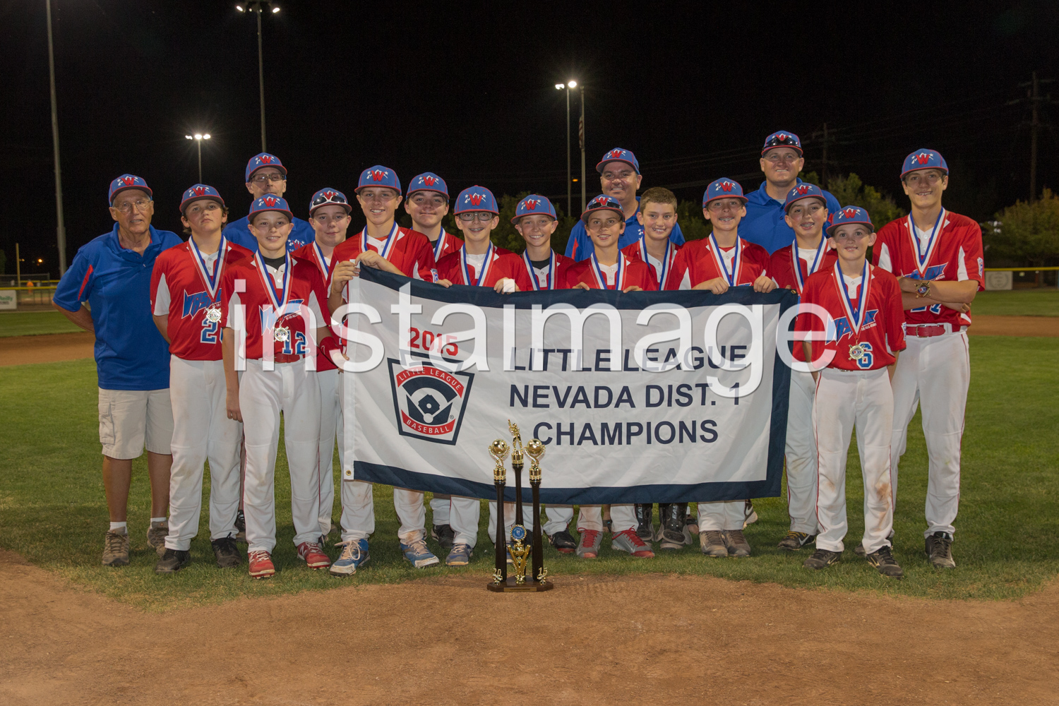 Washoe Little League All Star Champions