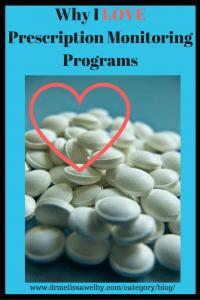 prescription monitoring program