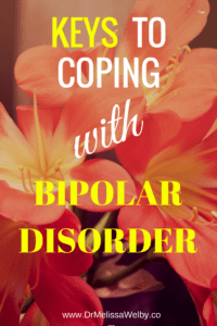 A key to managing bipolar disorder is to recognize early relapse warning signs. Medication will minimize, but not eliminate, mood swings for many people coping with bipolar disorder. Learn how to manage bipolar disorder effectively by identifying your specific early warning signs of bipolar disorder relapse.