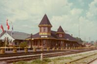 Historic Great Western Railway Station, 53 Ontario Street, Grimsby Ontario