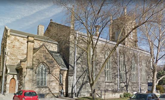 MacNab PresbyterianChurch– Hamilton, ON