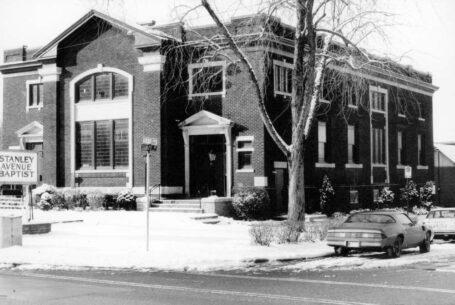 Blessings Church, 115 Stanley Ave. Hamilton