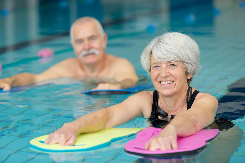 aquatic therapy benefits