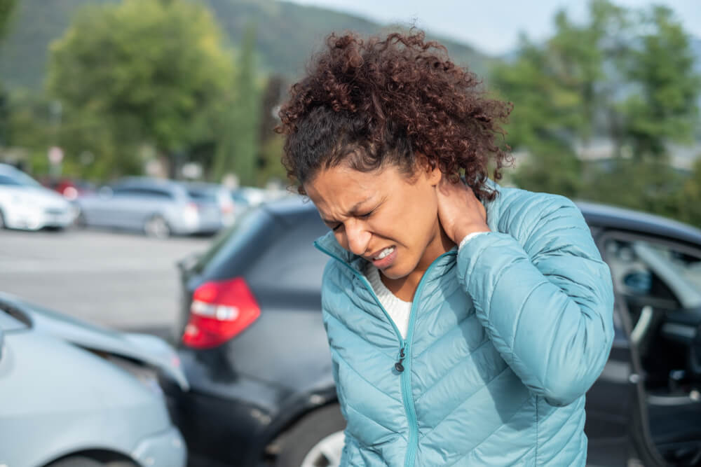 Treating an Automobile Injury