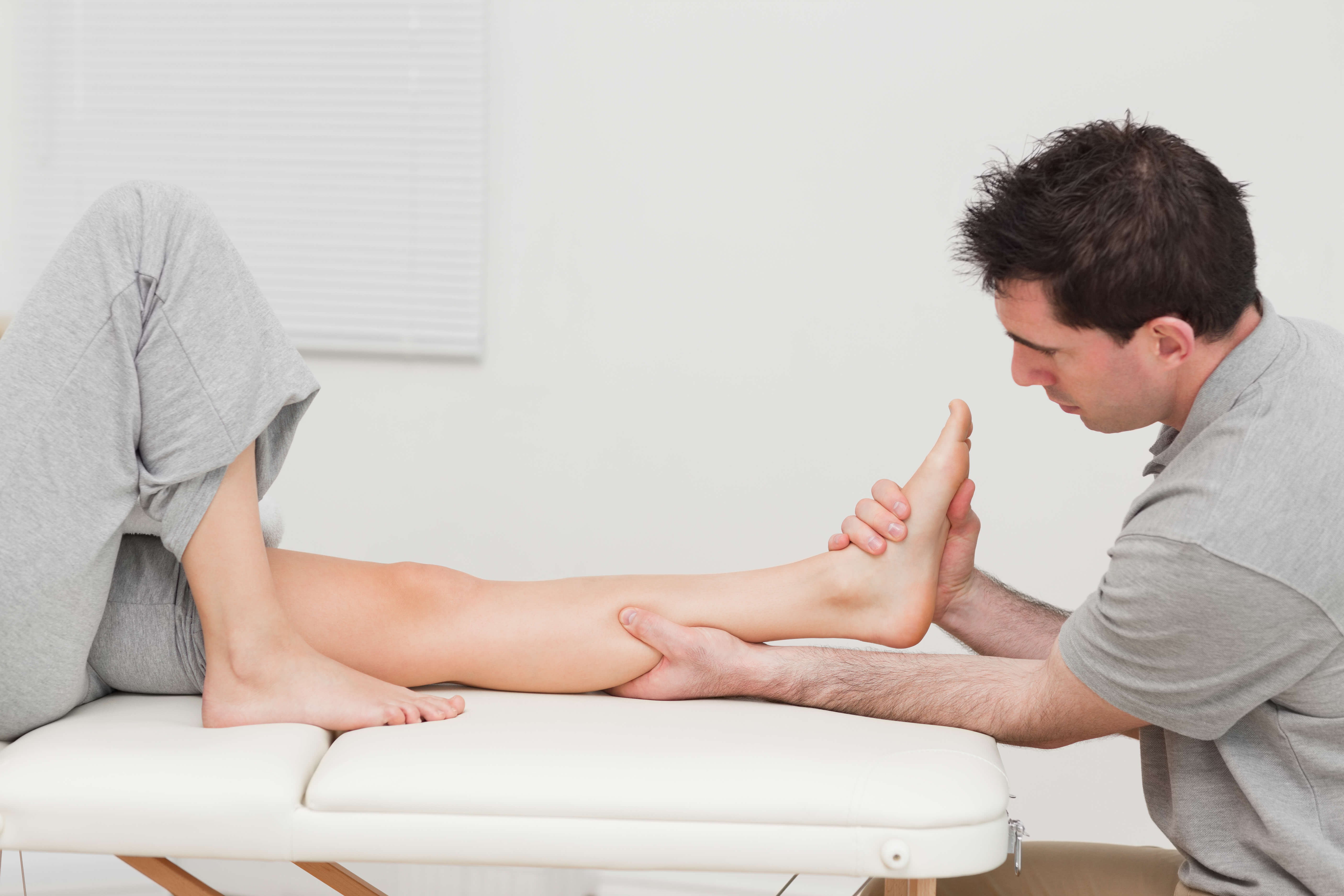 Treating Feet and Ankles