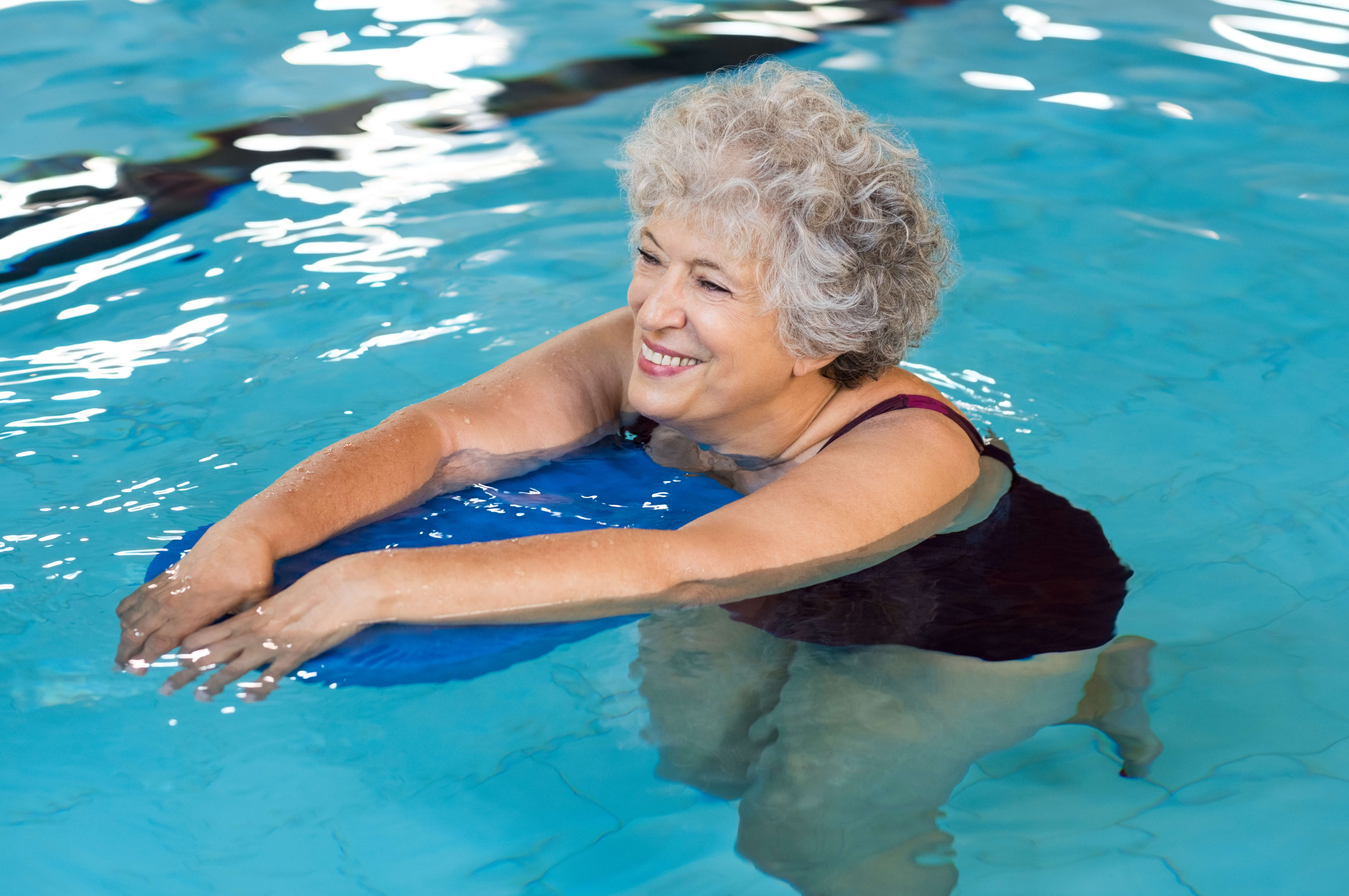 Two Features of Aquatic Therapy