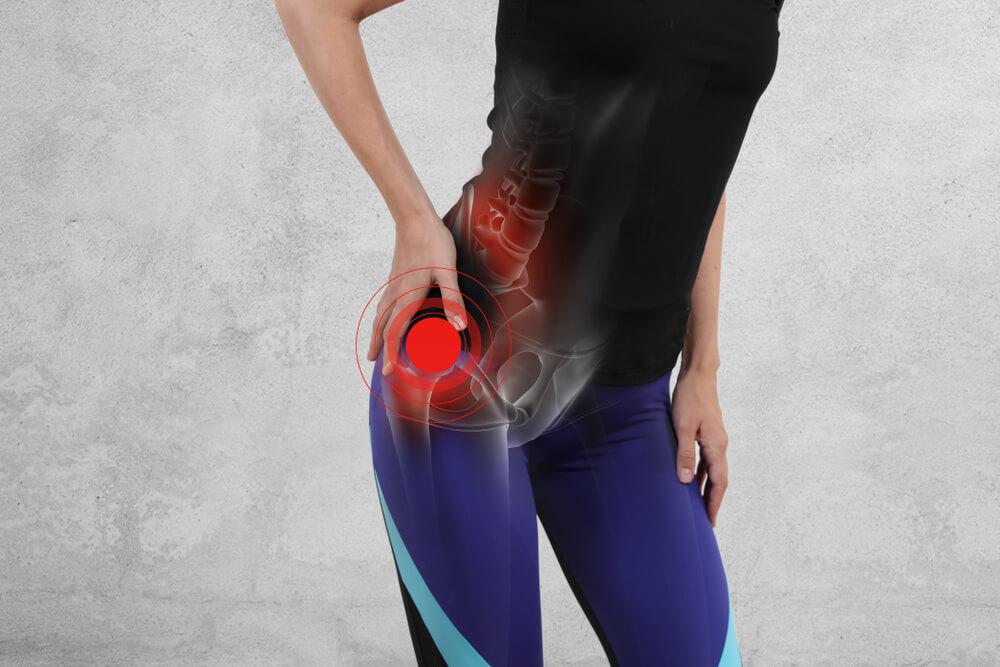 treating hip pain