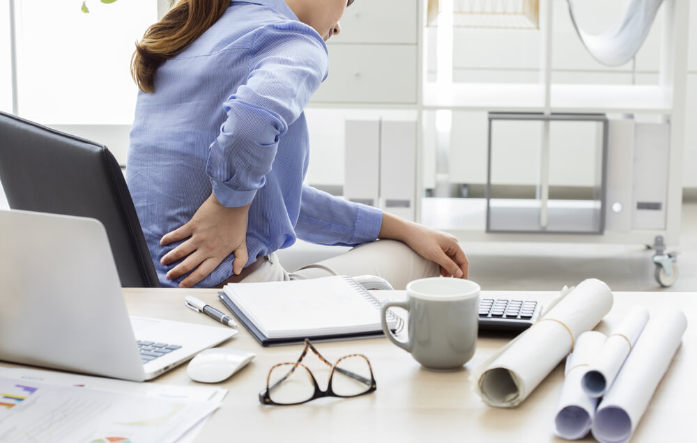 Causes of Lower Back Pain When Sitting