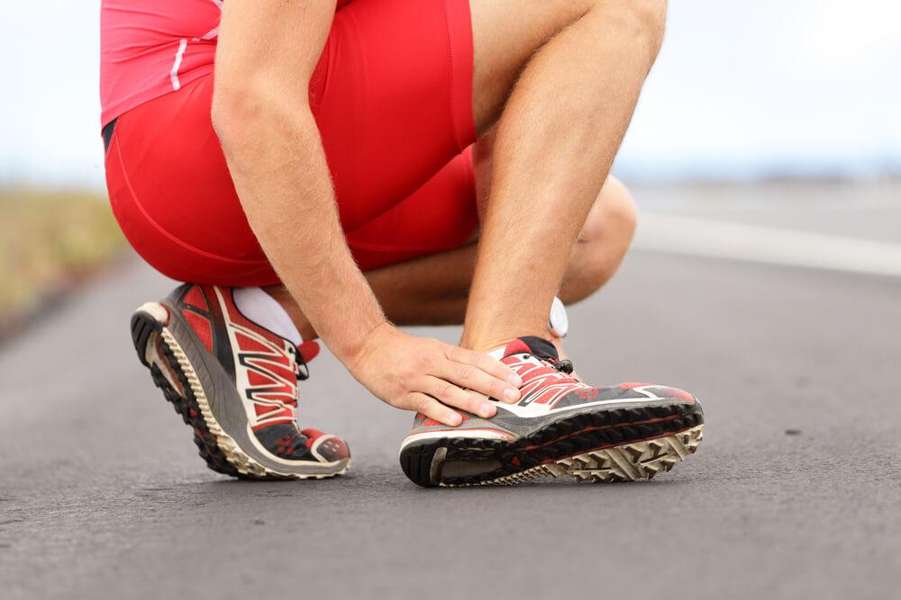 Stabbing Pain in Foot Side