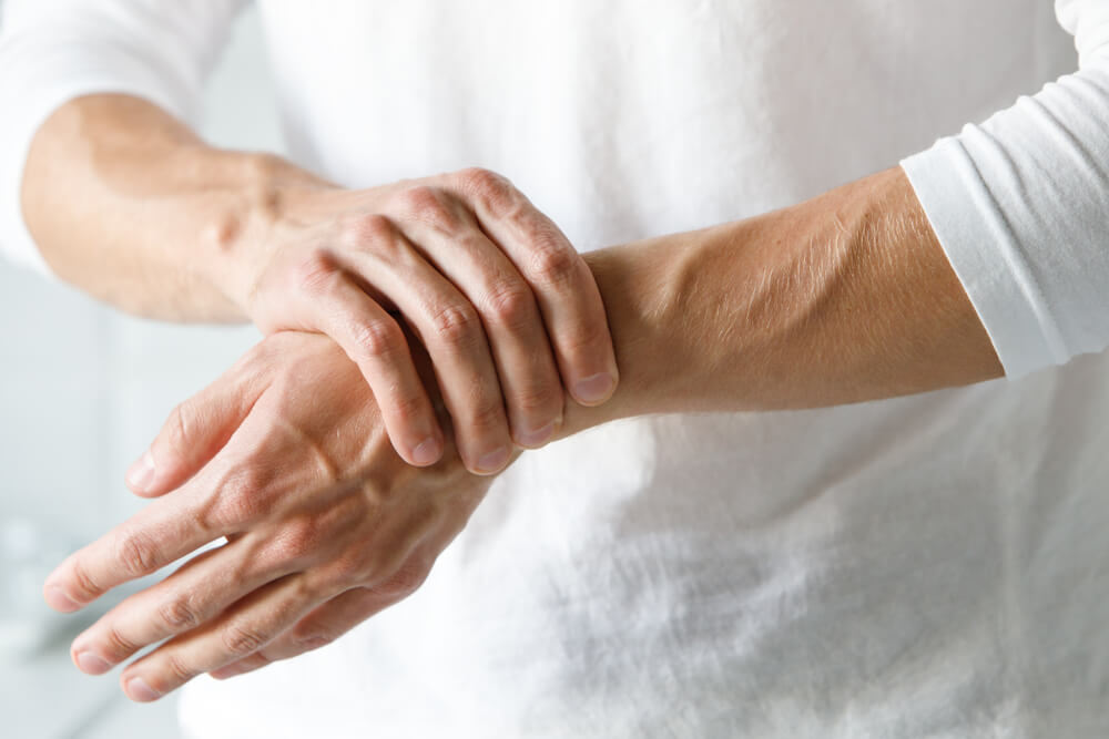 Pain on Outside of Wrist