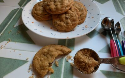 Allergy Friendly Chocolate Chip Cookies