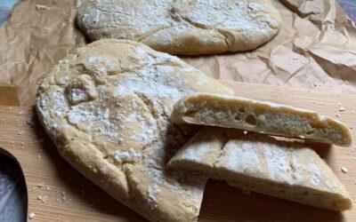 Gluten Free or Regular Ciabatta Bread