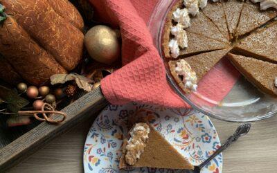 Grain Free Sweet Potato Pie