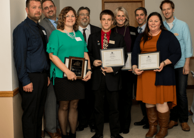 Sandwich chamber awards 2018