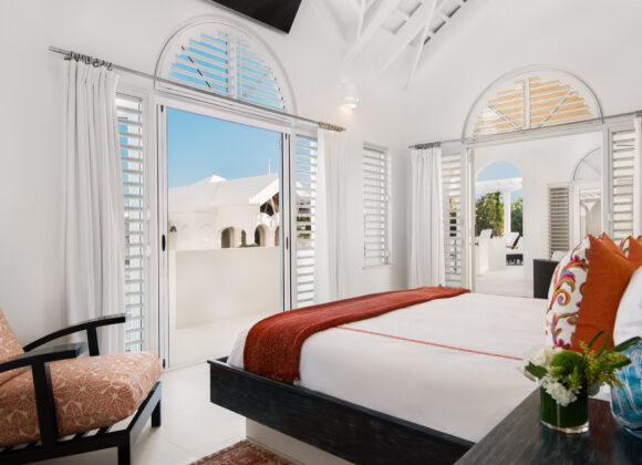 Luxury Guest Bedroom Three