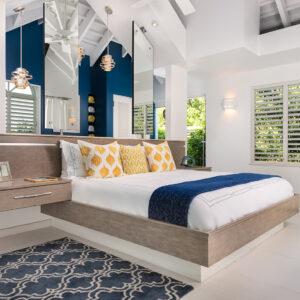 Luxury Guest Bedroom One
