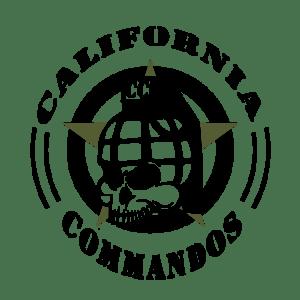California Commandos Team Logo