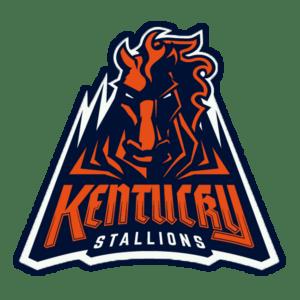 Kentucky Stallions Team Logo