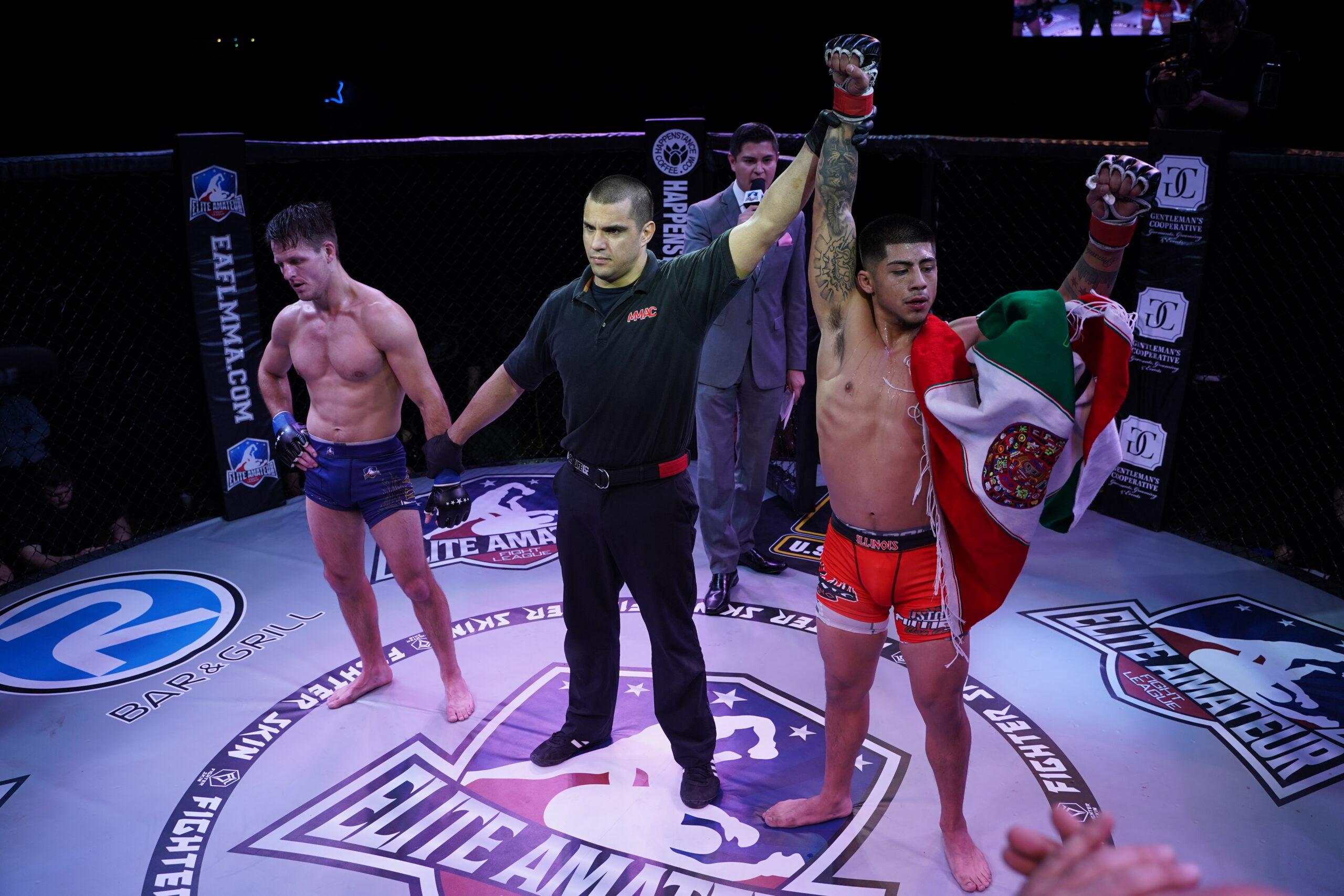 Sanchez vs Leek - Sanchez victory