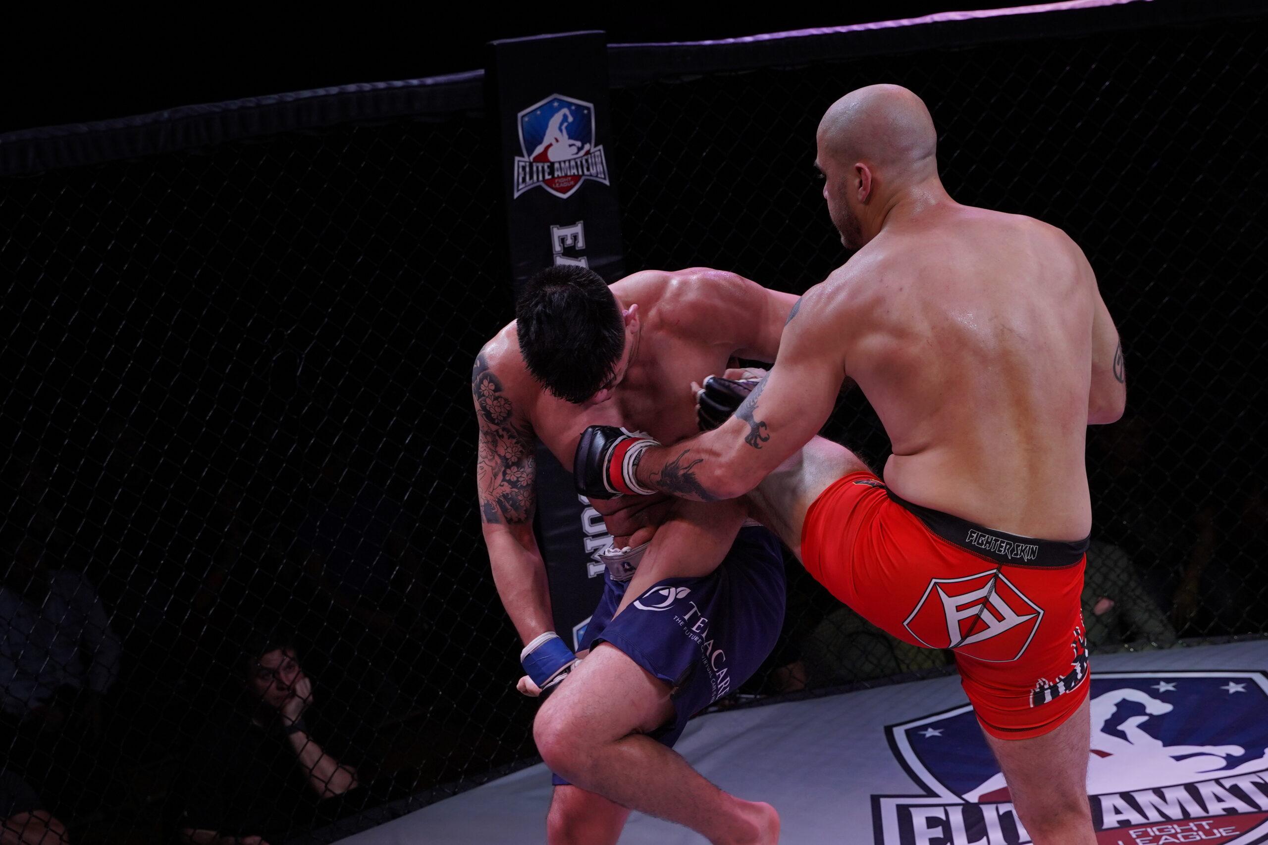 Scott vs Crider kick jam