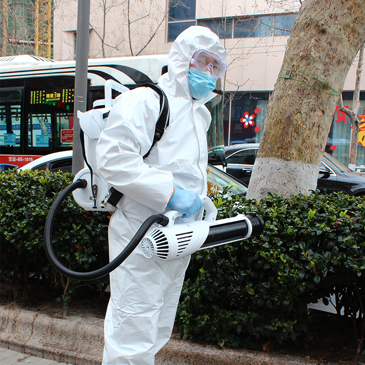 Infectious Disease Cleanup