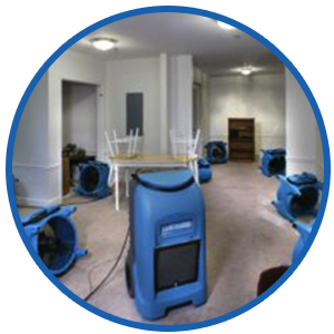 Water Damage Restoration Company Franklin MA