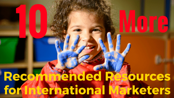 Blog - 10 More Recommended Resources
