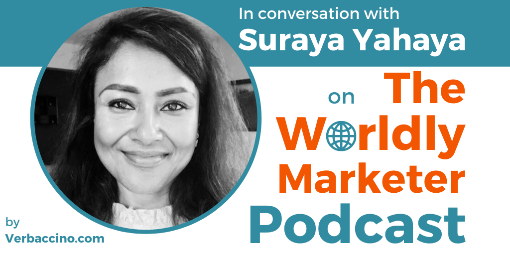 TWM 197: How Today's SMEs Can Grow and Scale Their Business Internationally w/ Suraya Yahaya • Verbaccino