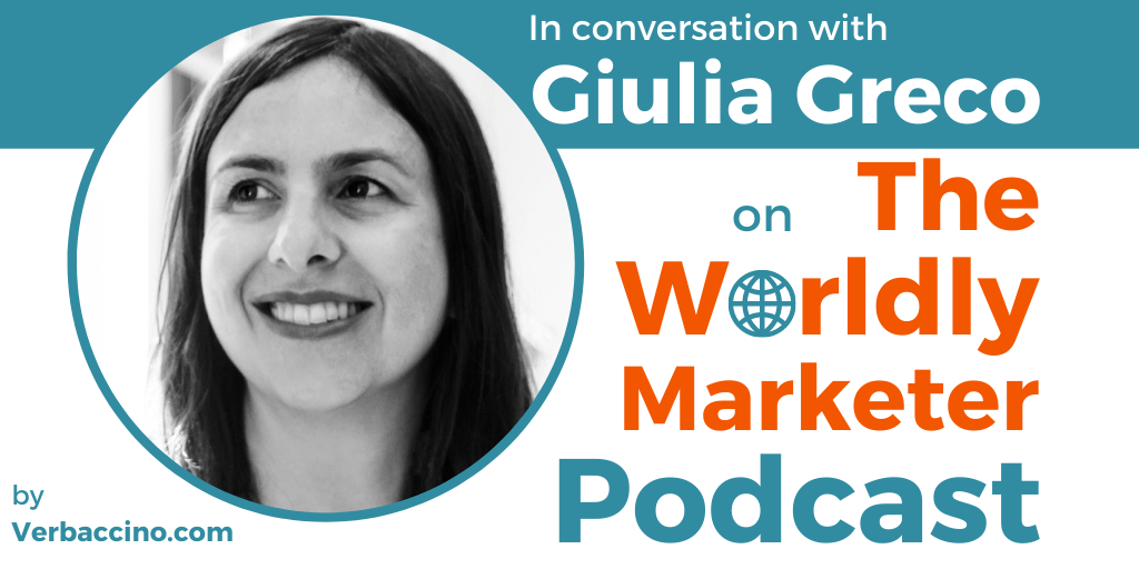 TWM 219: How Shopify Connects Merchants and Customers Around the World w/ Giulia Greco • Verbaccino