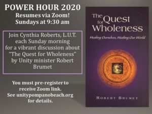 Power Hour 2020 via Zoom