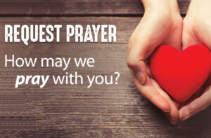 Unity Prayer Request