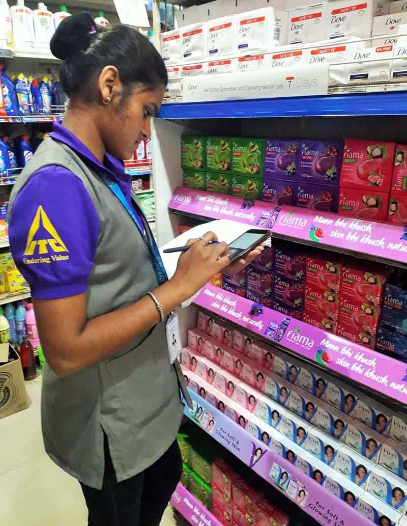 retail store mobile audit app