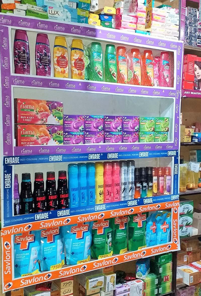 Merchandising Solutions