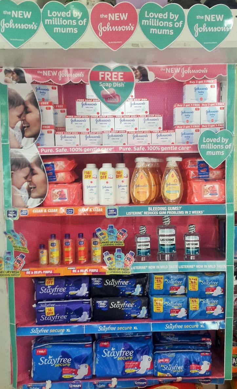 Retail Store Visual Merchandising