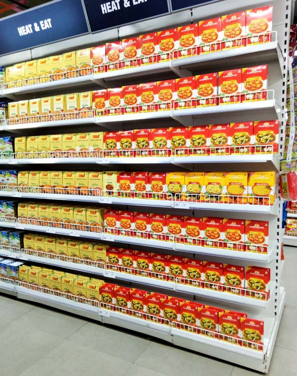 Retail Merchandising India