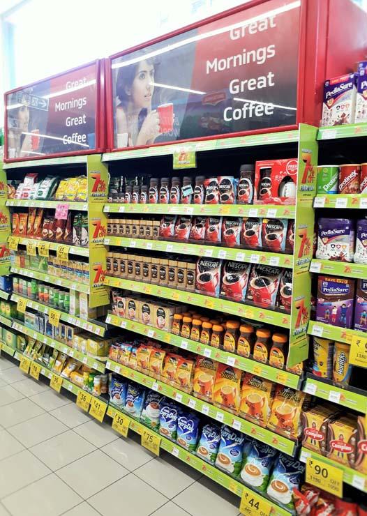 In Store Merchandising